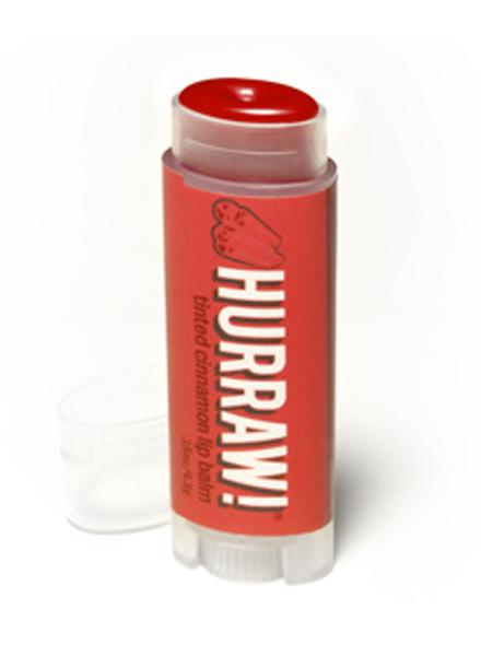 Hurraw! Cinnamon Lip Balm