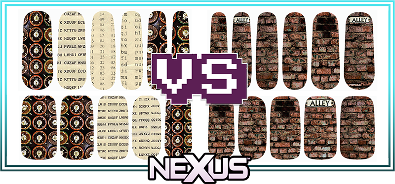 August's Cheat Codes Nexus by Espionage Cosmetics