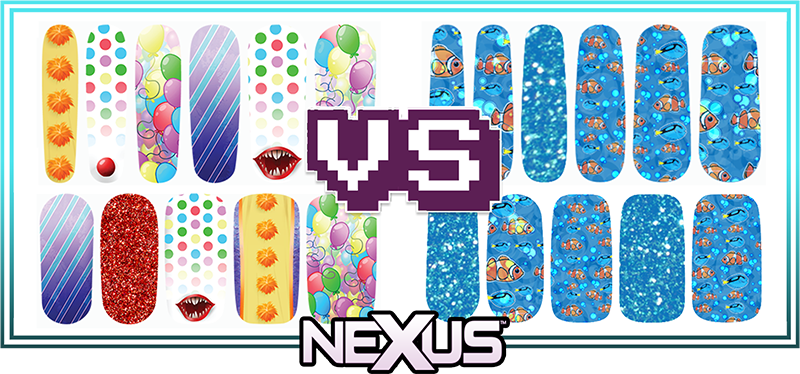 September's Clownin' Around Nexus by Espionage Cosmetics