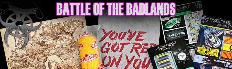 View the Battle of the Badlands B!B Recap!