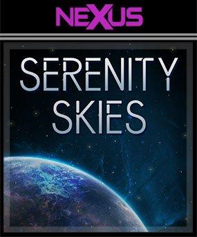 Serenity Skies Round