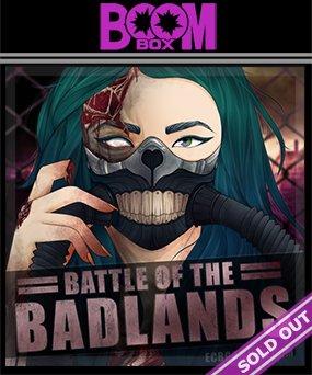 Battle of the Badlands Round