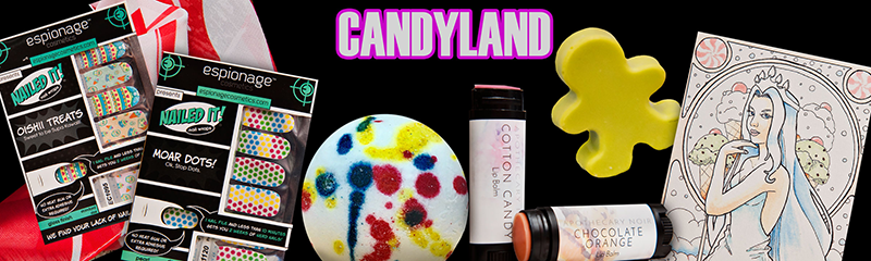View the Candyland B!B Recap!
