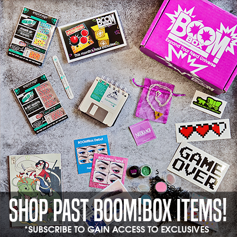 Shop Past BOOM!Box Items!