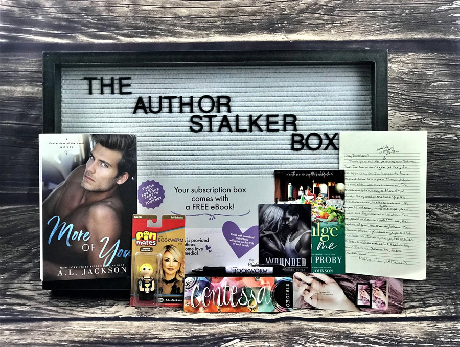 The Bookworm Box - Category-Romance