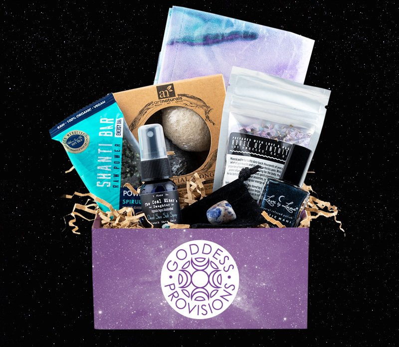 Sacred Waters Box