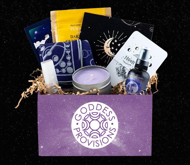 Moon Muse Box