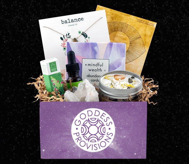 Manifest Abundance Box