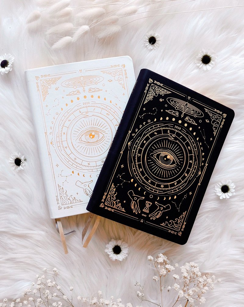 Magic of I 2020 Astrological Planner