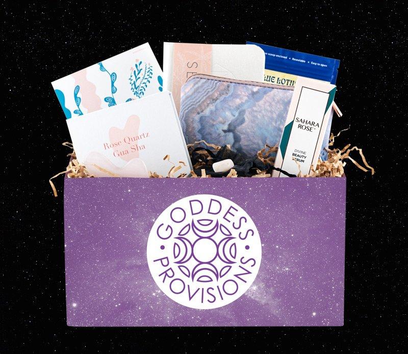 Sacred Self-Care Box