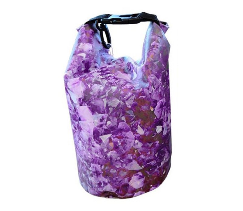 Crystal Print Dry Bags