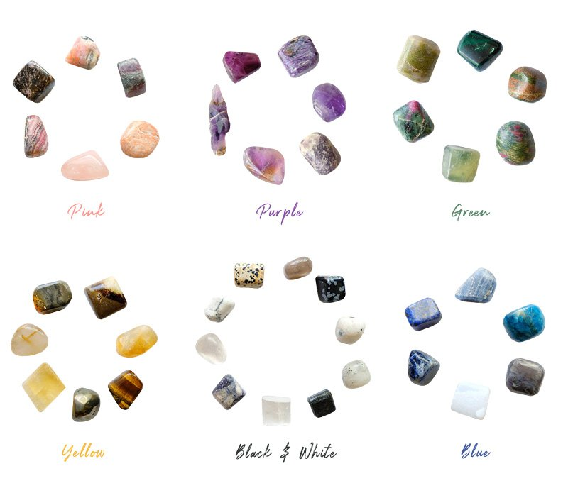 Color Crystal Sets