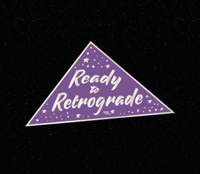 Ready to Retrograde Pin