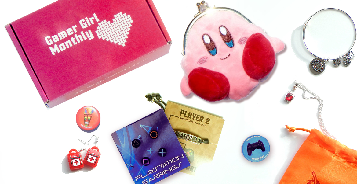 Custom jewelry pouch, kirby wallet, med kit earrings, playstation earrings, player 2 bracelet, plants vs zombies bracelet, and potion necklace