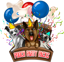 pooch party packs