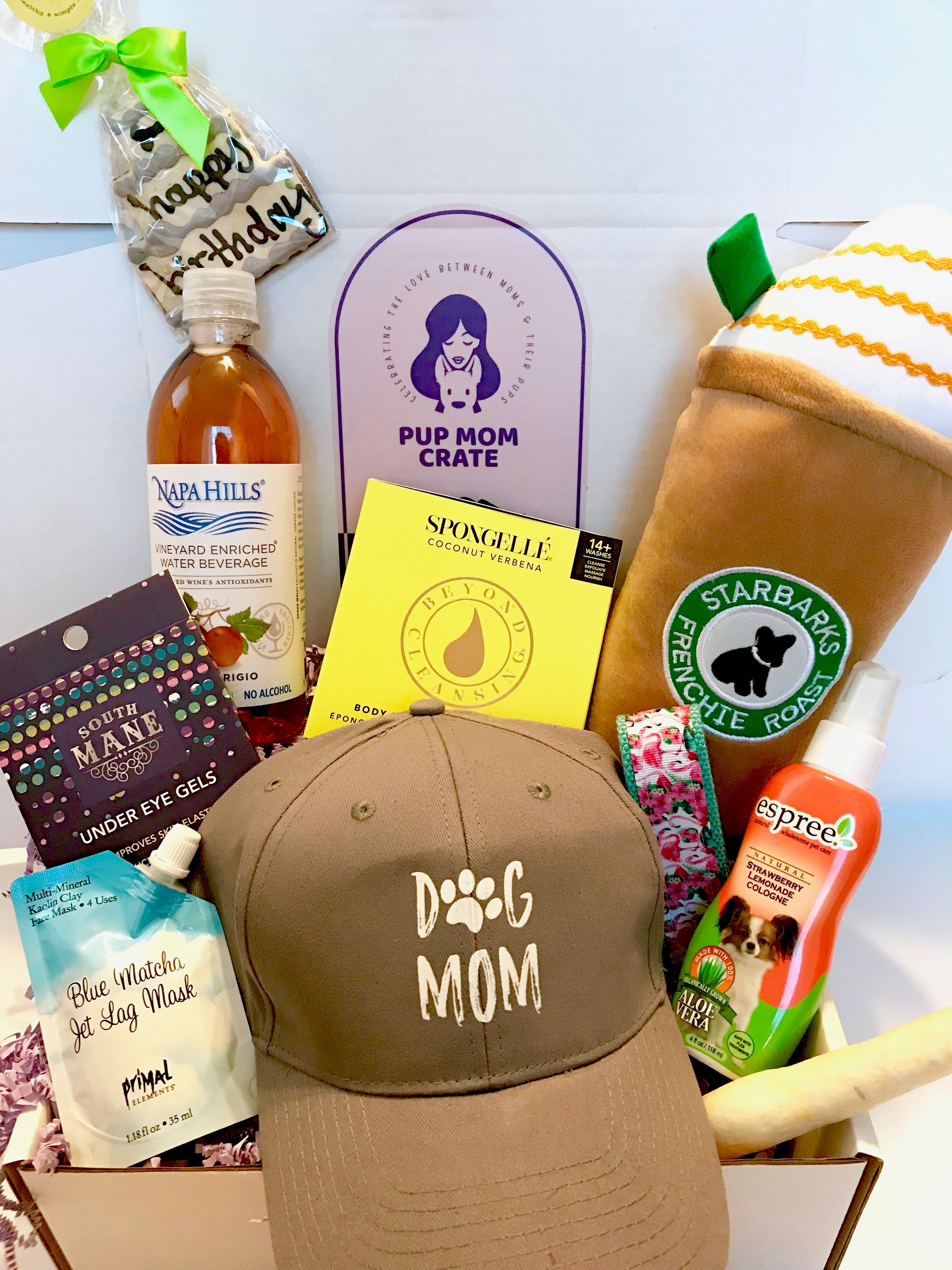 Pup Mom August Crate