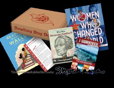 Reading Bug Box Inspiring Books For Educators