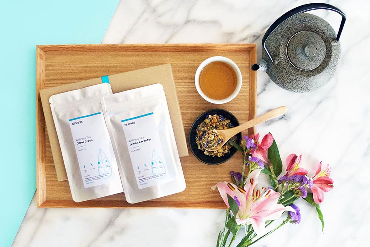 Respyre Wellness Teas