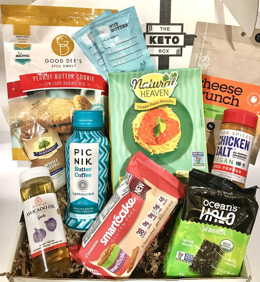 Keto January Box