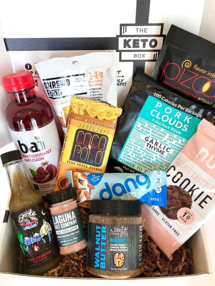 Keto October Box