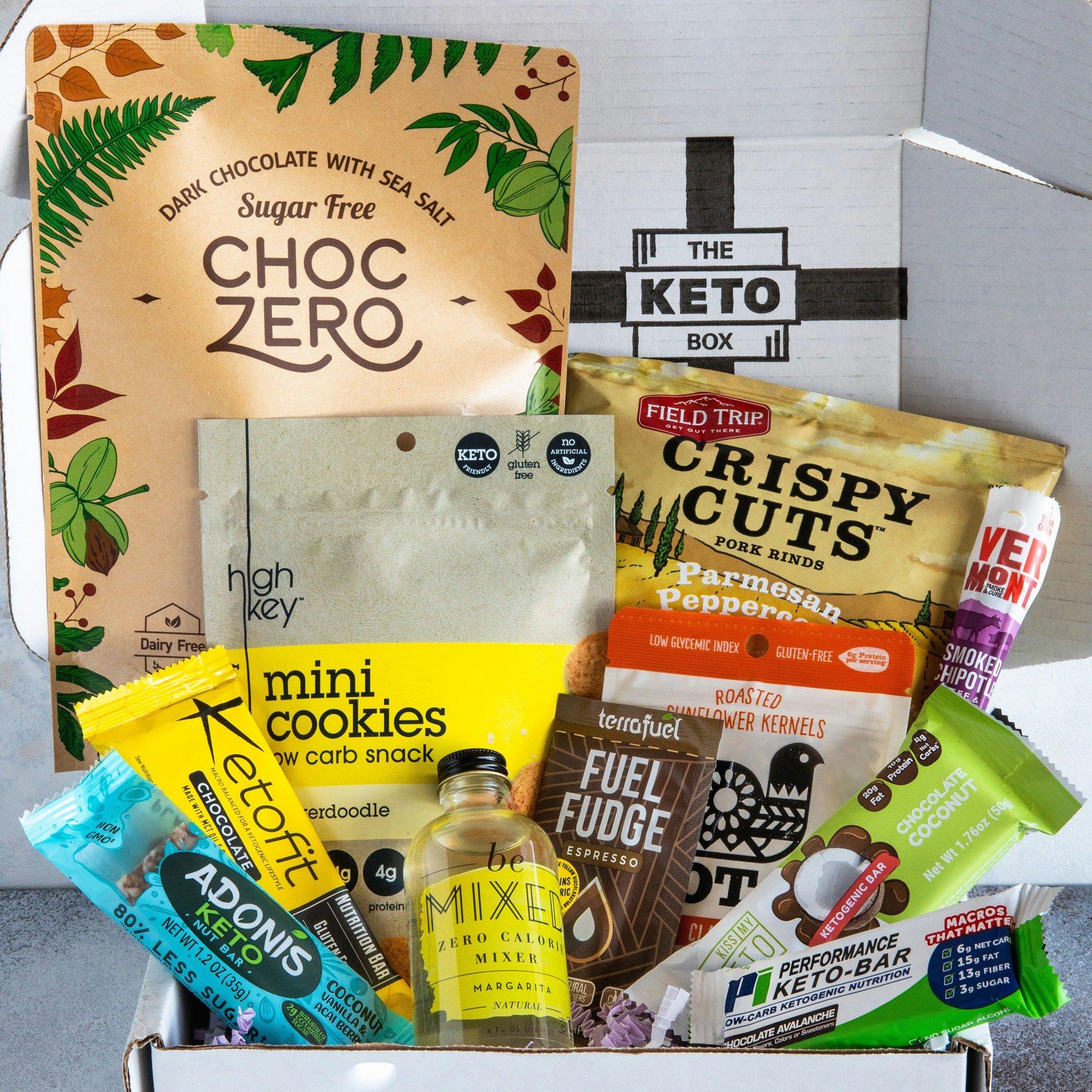 Keto March Snack Box