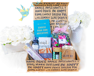acd0820288ca TheraBox is the  1 self care subscription box!