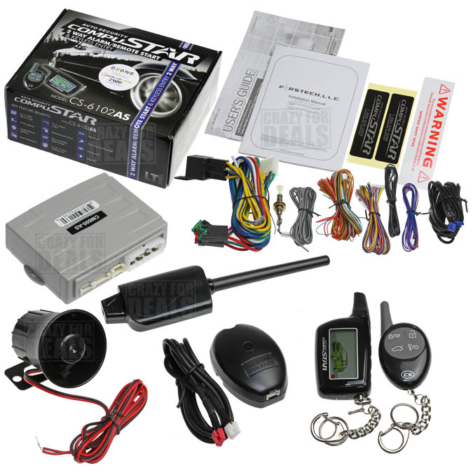 remote start wiring diagrams for generators compustar cs-6102as 2-way lcd alarm & remote start car ...