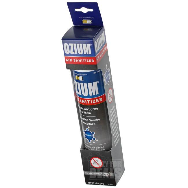 Ozium Air Sanitizer Freshener 3.5oz Smoke/Odor Eliminator