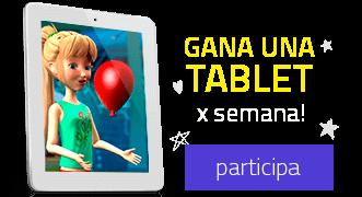 Participa por una tablet