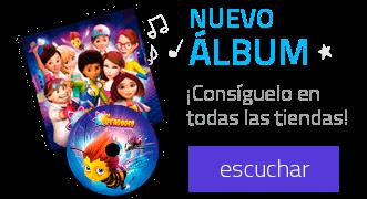 CD Los Creadores música original