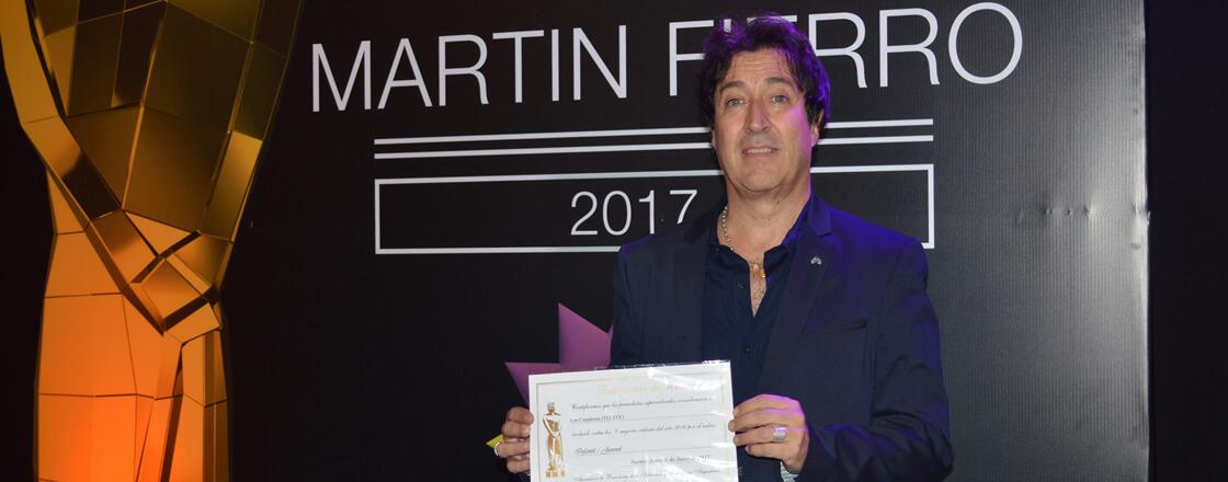 Los Creadores Nominados al Martín Fierro 2017