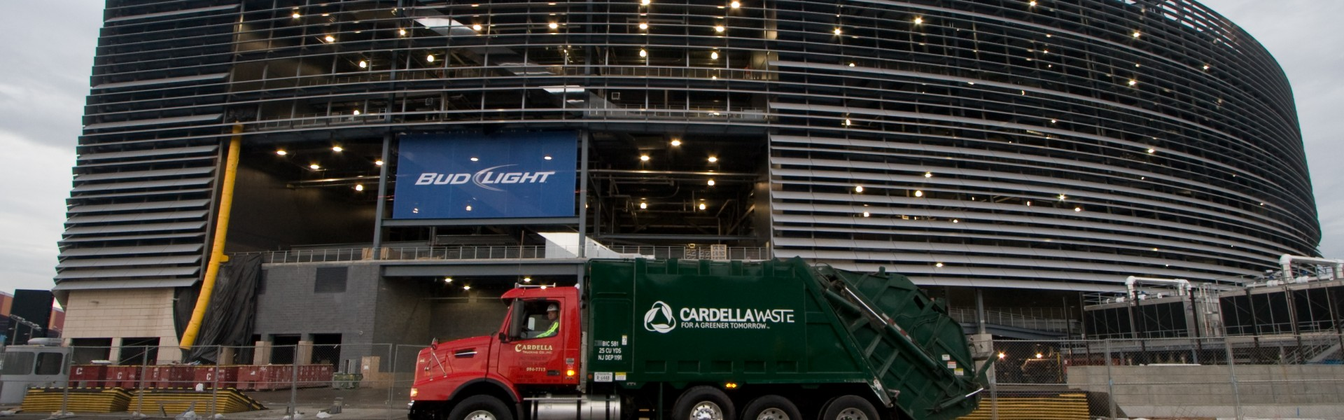 Construction Waste Management Services