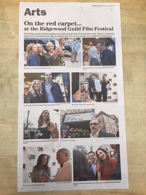 Ridgewood Film Festival in Ridgewood News