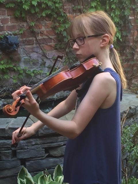 2017 Violinist