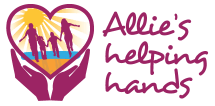 logo for Allie's Helping Hands