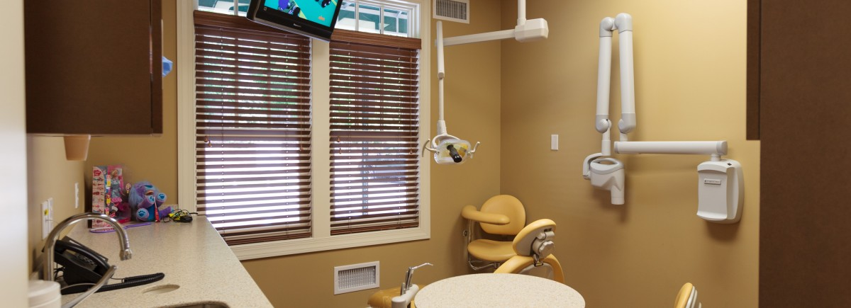 Your Child's Smile Exam Room