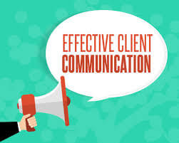 effective client communication