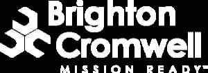 Brighton Cromwell logo white