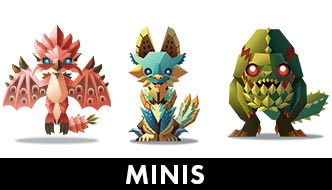 Monster Hunter Minis
