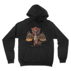 Monster Hunter Minis Hoodies