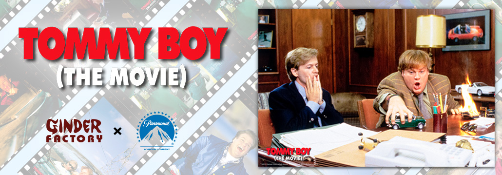 Holy Schnikes! Brand New Tommy Boy Posters Available Now