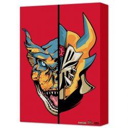 Half Monster / Half Hunter Canvases
