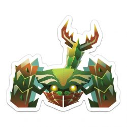 Monster Hunter Minis Stickers