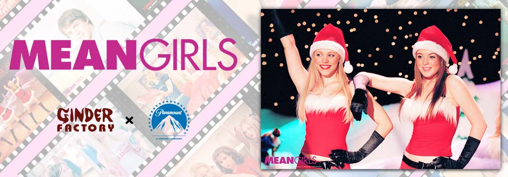 New Mean Girls Posters? Shut up! Just In Time for the Holidays? Shut up!