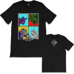 The Fated Four by Technodrome1 2x2 T-Shirt