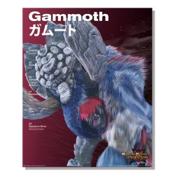 Gammoth Official Arts Poster