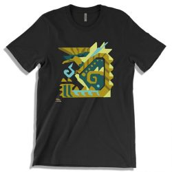 Zinogre Official Icon T-Shirt