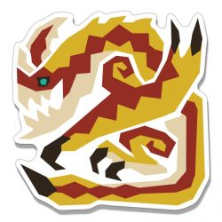 Seregios Official Icon Vinyl Sticker