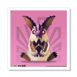 """Mini Lagombi 5""""x5"""" Art Print"""