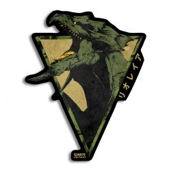 Rathian Tri-Angles Vinyl Sticker